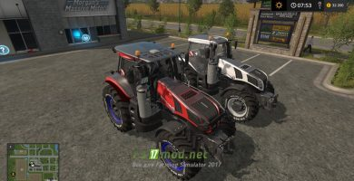 New Holland T8 Ultra