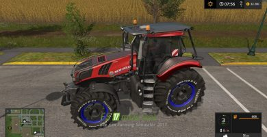 Мод на New Holland T8 Ultra