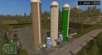 Addon Pellets Fermenting Silo For Golden Spike