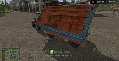 Мод на Panav PS2 для игры Фермер Симулятор 2017