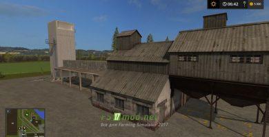 Мод на карту «Suburgatory» для Farming Simulator 2017