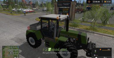 Мод на Fortschritt ZT 323 Dark Green для Farming Simulator 2017