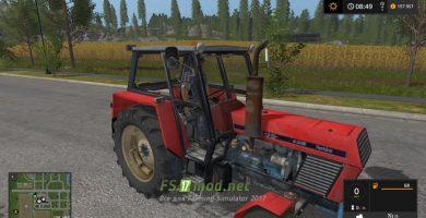Мод на Ursus C3110 LSF для игры Фермер Симулятор 2017