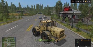 Трактор MR K 700А