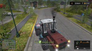 Мод на T-150K для игры Farming Simulator 2017