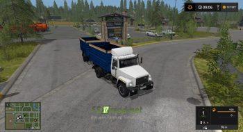 ГАЗ и САЗ 33071