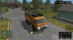 MR Камаз-43101