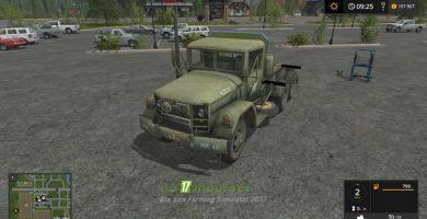 Мод на M35A2 Tractor