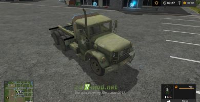 M35A2 Tractor