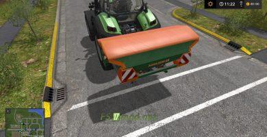 Мод на Amazone ZА-M 1501 для игры Симулятор Фермера 2017