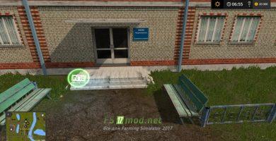 Мод на карту ООО «Черновское» для игры Farming Simulator 2017