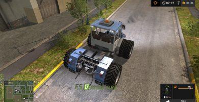 Мод на Skoda-Liaz 180 Turbo Twin Wheels для игры Фермер Симулятор 2017