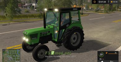 Torpedo TD 6206 Forestry Edition