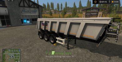 Мод на Schmitz Cargobull SKI