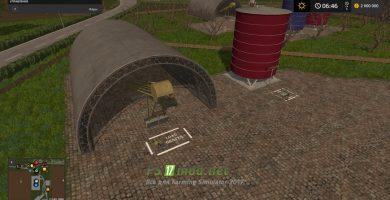 Мод на карту «Jorans Farm» для игры Farming Simulator 2017