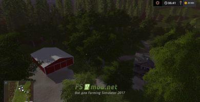 Мод на карту «Genesee Acres» для игры Фермер Симулятор 2017