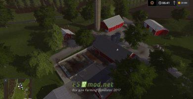 Ваша ферма сверху