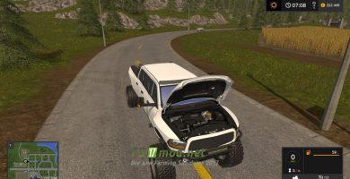 Mод на Dodge Mega Ram для игры Фермер Симулятор 2017