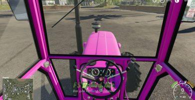 Mод на трактор Snuedition для игры Farming Simulator 2019