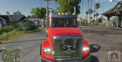 Мод на Freightliner Coronado SD