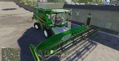 Mод на John Deere T560I Pack для игры Симулятор Фермера 2019