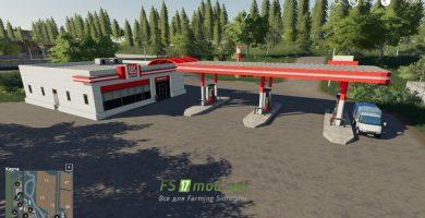 Мод на карту «Село Ягодное» для игры Farming Simulator 2019