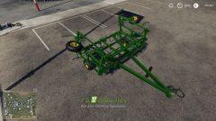 Мод на John Deere 1600 Chisel Plow для игры Farming Simulator 2019