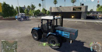 Мод на трактор ХТЗ-17221