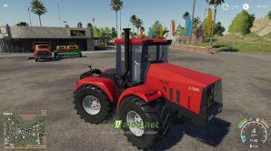 Мод на трактор К-744 Р3 для игры FS 2019