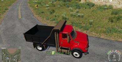 Mод на Workstar6w IDK для игры Farming Simulator 2019