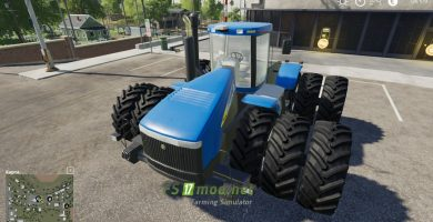 Mод на New Holland T9060 для FS 2019