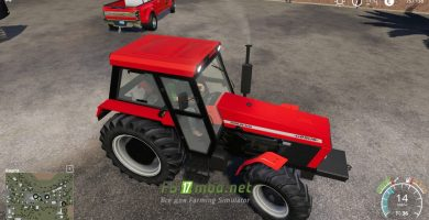 Mод на Ursus 1614 для игры Farming Simulator 2019