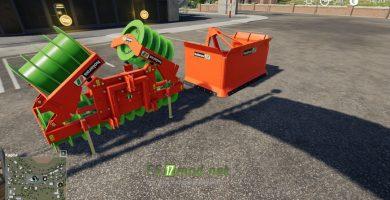 Holaras Pack для Farming Simulator 2019