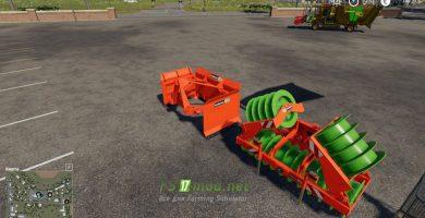 Mод на Holaras Pack для Farming Simulator 2019