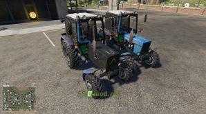 Мод на трактор МТЗ-82.1 для игры FS 2019