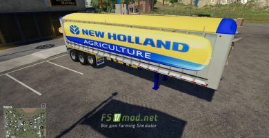 Trailer New Holland