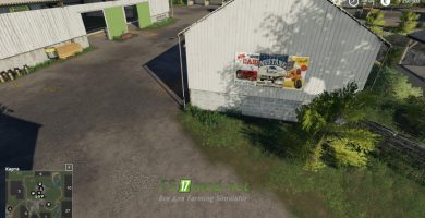Мод на карту Provence для игры Farming Simulator 2019