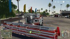 Мод на Комбайн СК-10 Ротор для игры Farming Simulator 2019