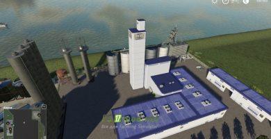 Mод на карту Nordfriesische Marsch Multifruit для игры Farming Simulator 2019