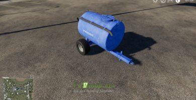 Мод на цистерну с топливом для Farming Simulator 2019