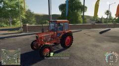 Mод на трактор MTЗ 82 Belarus для игры FS 2019
