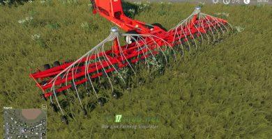 Amazone Condor 15001 NF-Marsch сеялка