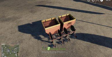 Mод на СН-4Б для игры Farming Simulator 2019