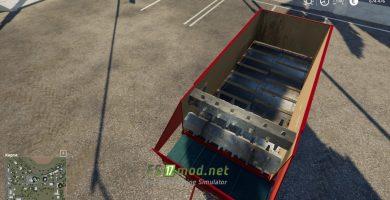 Мод на КТУ-10 для игры Farming Simulator 2019