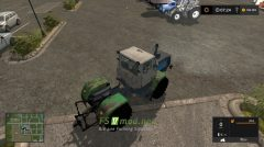 Mод на Т-150К ХТЗ для игры Farming Simulator 2017