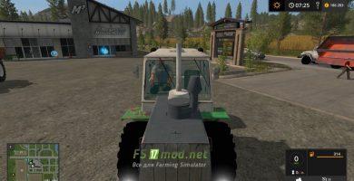Mод на Т-150К ХТЗ