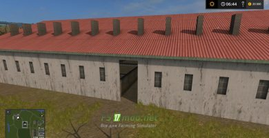 Мод на карту «Берёзовка» для игры Farming Simulator 2017