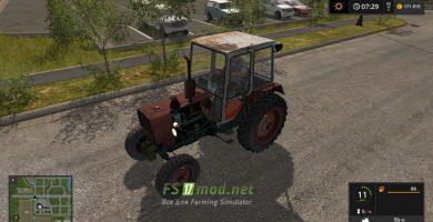 трактор UMZ 6KLM