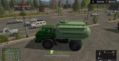 Mод на Белаз пак для Farming Simulator 2017