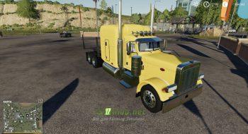 Peterbilt Log Truck